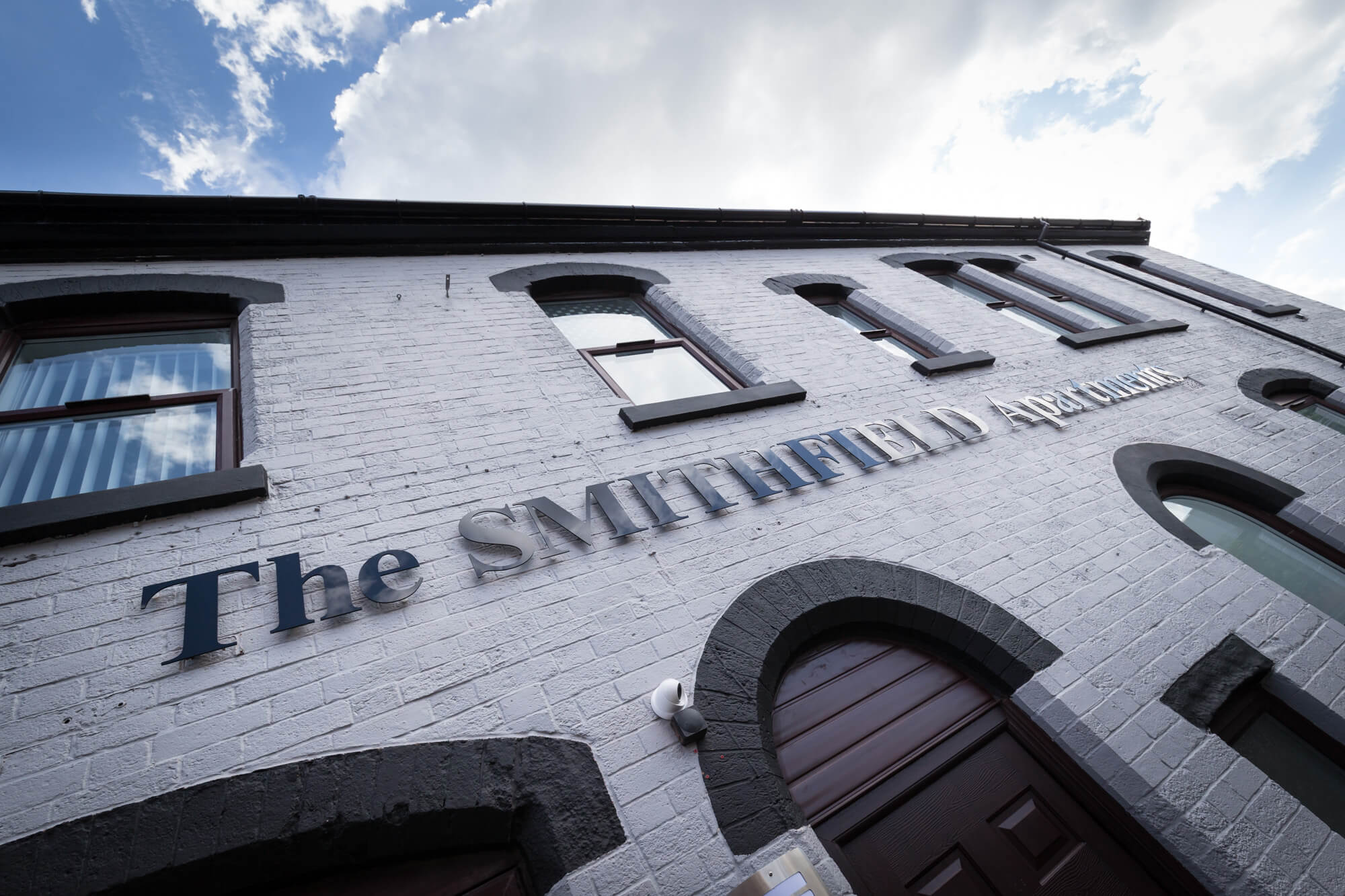 Stoke On Trent Architects convert derelict public house